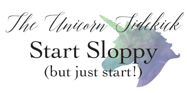 StartSloppy