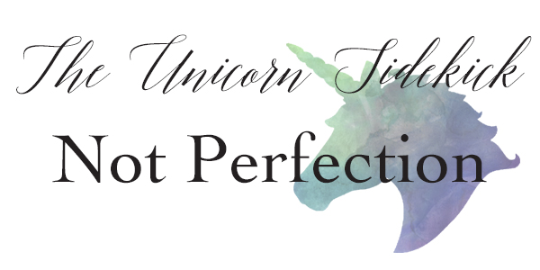 Tuesday Tip :: Not Perfection