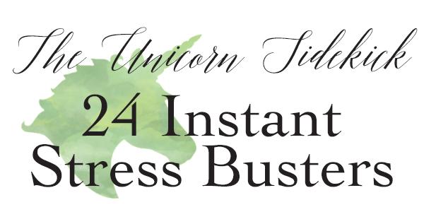 Linky Love :: 24 Ways to De-stress