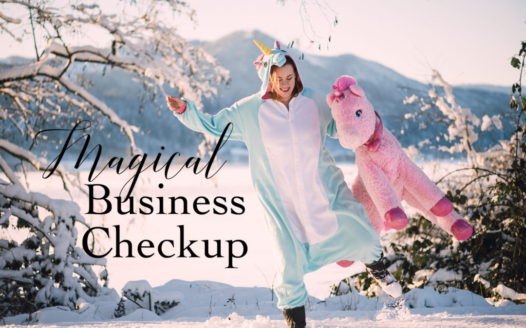 New Offering :: Magical Business Checkup