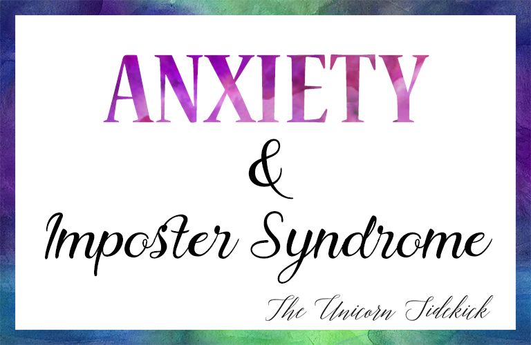 Anxiety and Imposter Syndrome