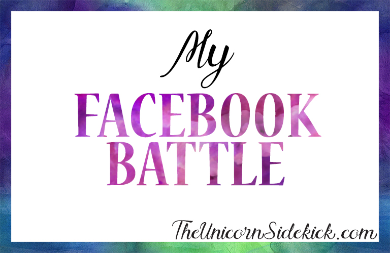 My Facebook Battle