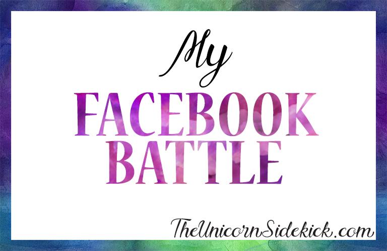 My Facebook Battle